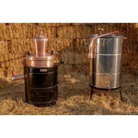 Praktik distilling pot still 100 liters