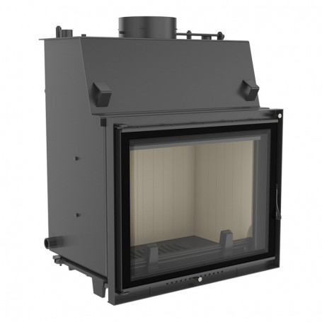 Amelia 24 kW-PW/24/W/DECO fireplace for central heating
