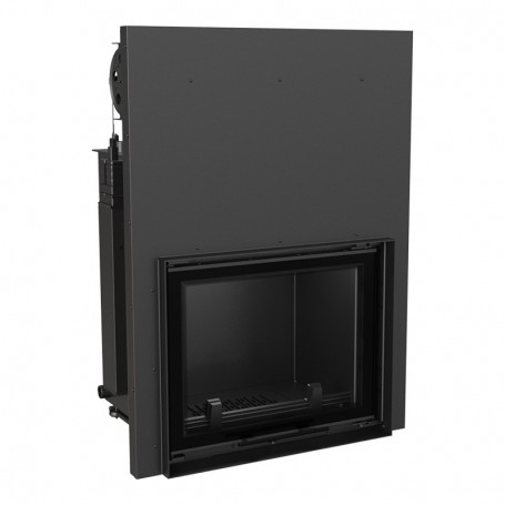 Amelia 24 kW-PW/24/G/W fireplace for central heating