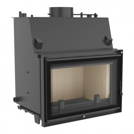 Oliwia 17 kW-PW/17/W/DECO fireplace for central heating