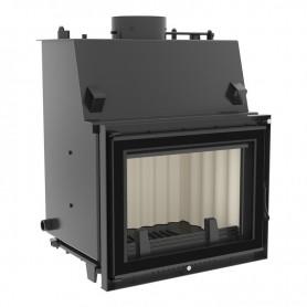 Zuzia 19 kW-PW/19/W/DECO-kamin za centralno grijanje