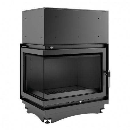 Zuzia 19 kW-PW/BL/19/BS/W-kamin za centralno grijanje