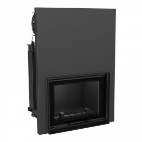 Zuzia 19 kW-PW/19/G/W fireplace for central heating