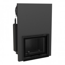 Maja 12 kW-PW/12/G/W fireplace for central heating