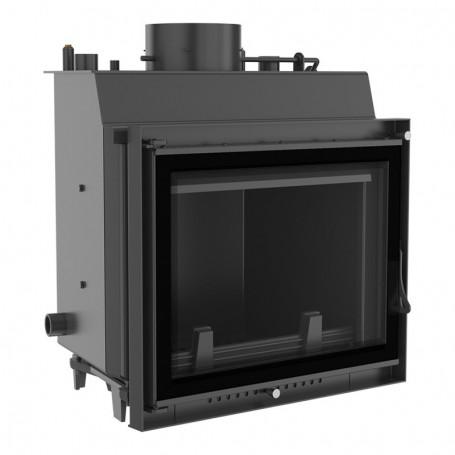 Antek 8 kW-PW/8/W/DECO-kamin za centralno grijanje