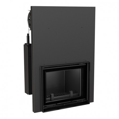 Antek 8 kW-PW/8/G/W fireplace for central heating