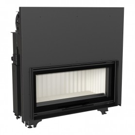 Mila 24 kW-PW/24/G/W fireplace for central heating