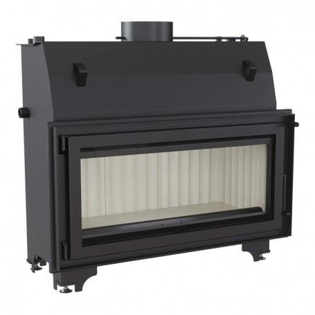 Mila 24 kW-PW/24/W-kamin za centralno grijanje