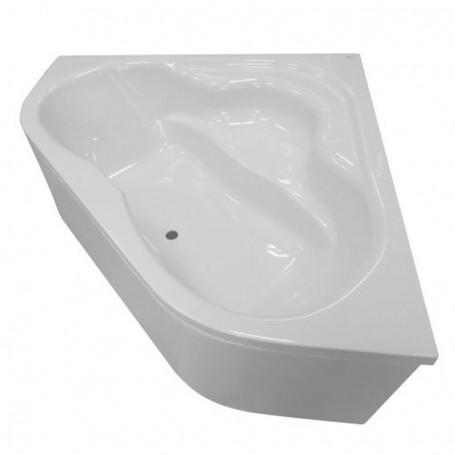Acrylic bath Natura 140/O