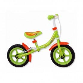 Dječji bicikl bez pedala - zeleni