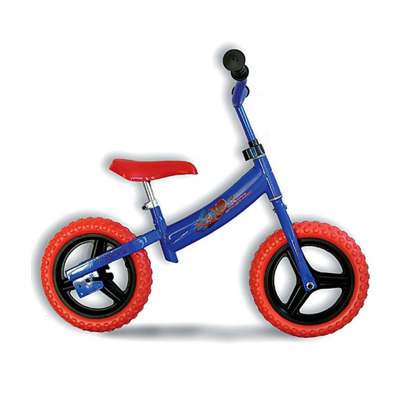 Dječji bicikl bez pedala - Spiderman