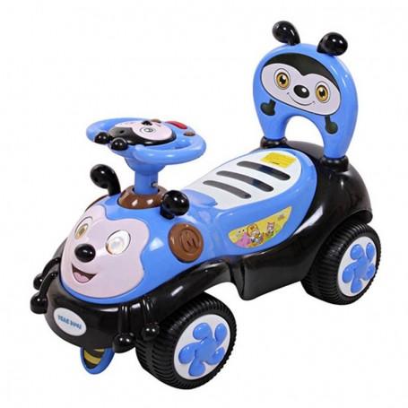 Dječje vozilo/guralica pčelica - plava