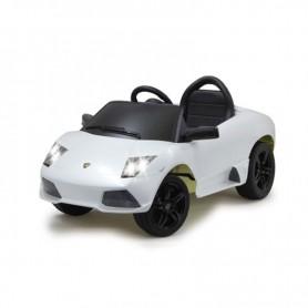 Električni auto za djecu Lamborghini - bijeli