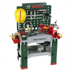 Bosch radna ploča s raznim alatima