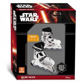 Koturaljke Star Wars - veličina 37-40 sa svjetlećim kotačima