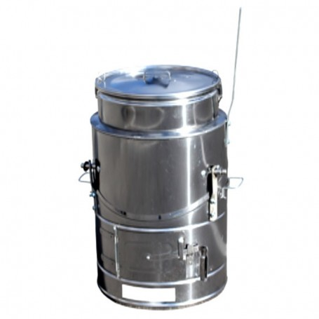 Quick-cooking 100 liters stainless steel boiler