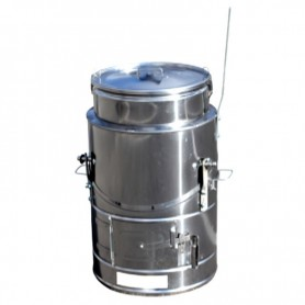 Quick-cooking 150 liters stainless steel boiler
