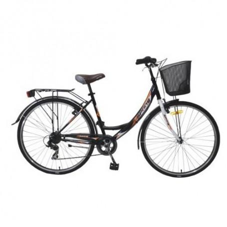 """Spring-Silver 28"""" Ctb ženski bicikl"""