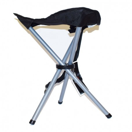 Camping chair Redcliffs black color