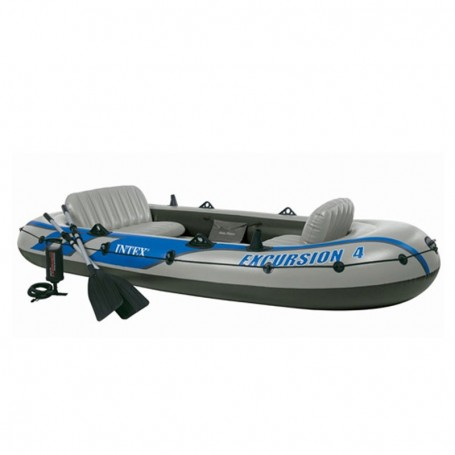 Gumeni čamac Intex - set