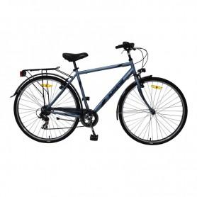 "Spring-Silver 28"" Ctb bike for men"