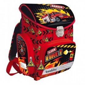 Ergonomska školska torba - Vatrogasci