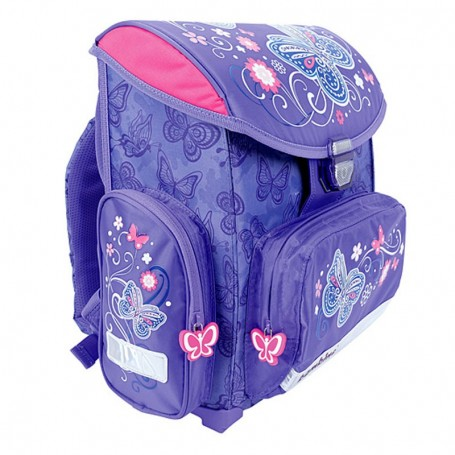 Ergonomska školska torba - Leptirić