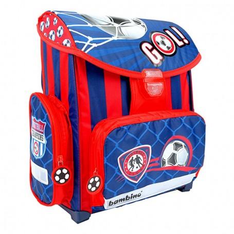 Ergonomska školska torba - Nogomet