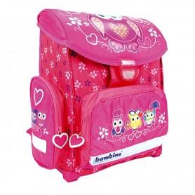 Ergonomska školska torba - Sove