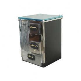 SPC 60 25kW štednjak na drva za centralno grijanje bez pećnice
