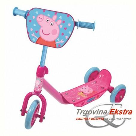 Dječji romobil s tri kotača - Praščić Peppa