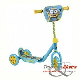 Dječji romobil na tri kotača - Minions