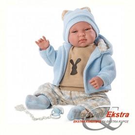 Beba curica u haljinici - Llorens