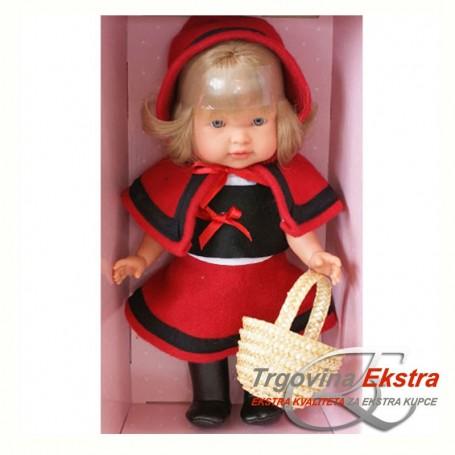 Lutka Valeria, Crvenkapica - Llorens