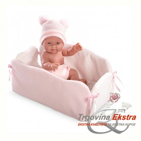Beba novorođenče s krevetićem - Llorens