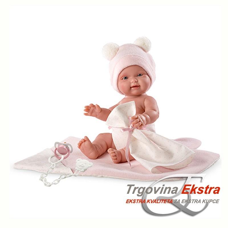 Beba u peleni s pokrivačem - Llorens