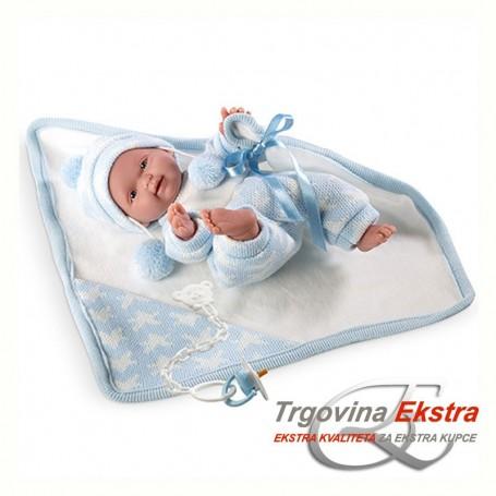 Beba spavalica s dekicom - Llorens