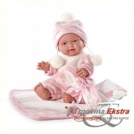 Beba djevojčica s dekicom - Llorens