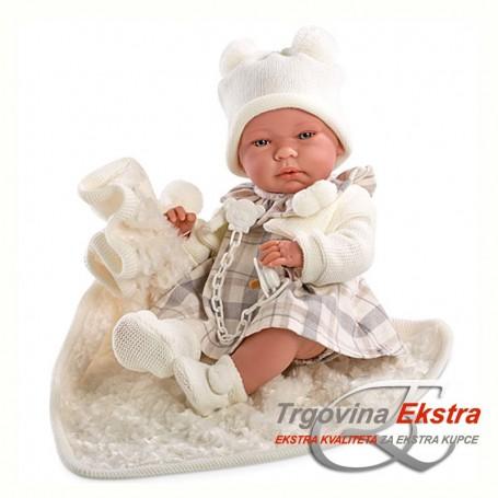 Beba u haljinici s pokrivačem - Llorens