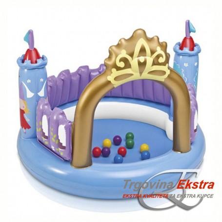 Dvorac na napuhavanje