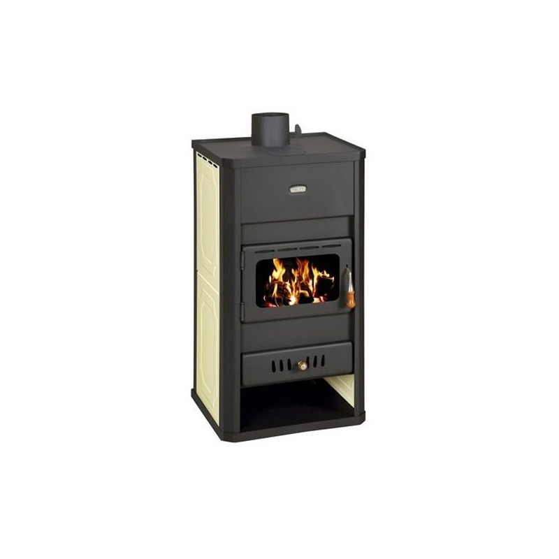 Prity s3w13 fireplace stove for central heating for Central fireplace