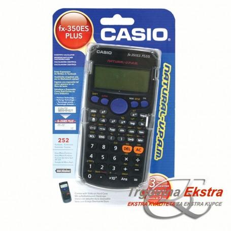 CASIO kalkulator FX-350 ES plus (252 funkcije)