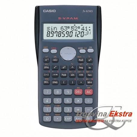 CASIO kalkulator FX-82 MS-SA-EH-D (240 funkcija)