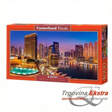 Puzzle, 4000 kom - Dubai