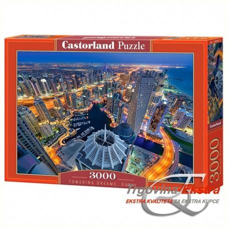 Puzzle, 3000 kom - Dubai