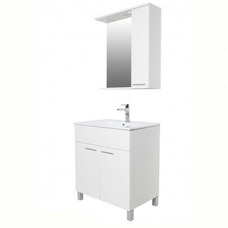 Bathroom cabinet - karolina 80