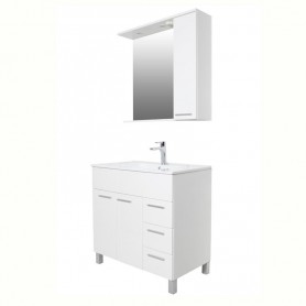 Bathroom cabinet - karolina 80L