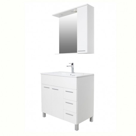 Bathroom cabinet - karolina 80L