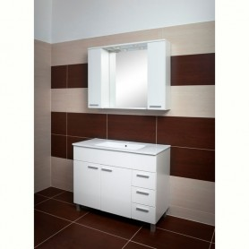 Bathroom cabinet - carolina 100