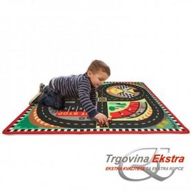 Tepih za igranje - staza za utrke